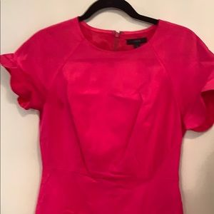 JCrew Pink Dress Size 6P